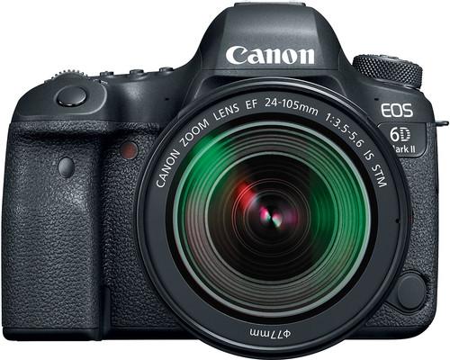 Canon EOS 6D Mark II + 24-105mm STM Main Image