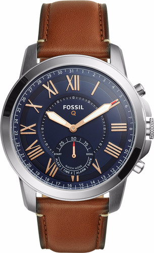 Second Chance Fossil Q Grant Hybrid FTW1122 Main Image