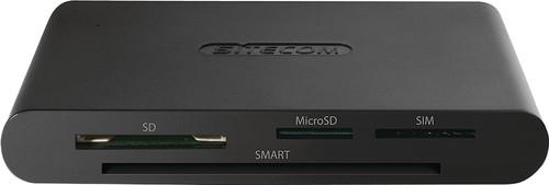 Sitecom MD-065 Tout-en-un ID Lecteur de Carte Main Image