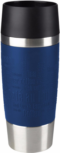 Tefal Travel Mug 0,36 litre inox/bleu Main Image