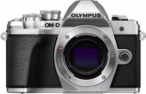 Olympus E-M10 Mark III Body Silver Main Image