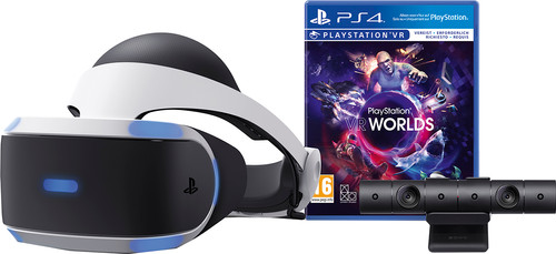 Sony PlayStation VR Worlds Pakket Main Image
