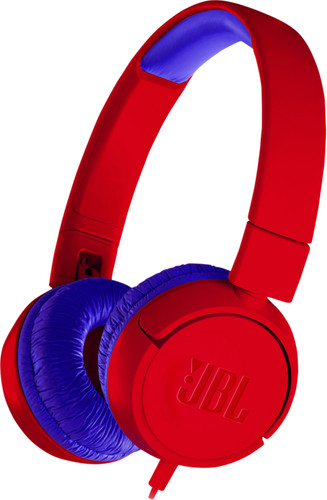 JBL JR300 Junior Red Main Image