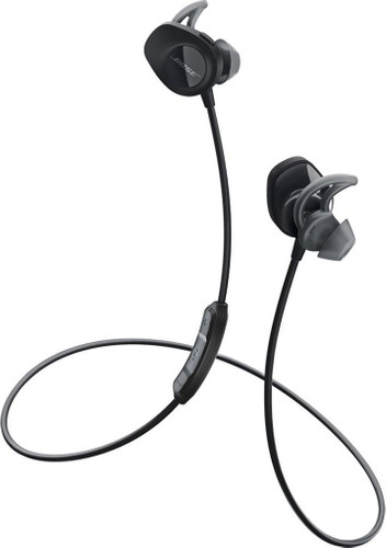 Bose SoundSport wireless headphones Black Main Image
