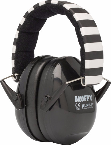 Alpine Muffy Casque Anti-Bruit Noir Main Image