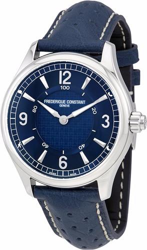 Frederique Constant Horological Blue / Blue Main Image