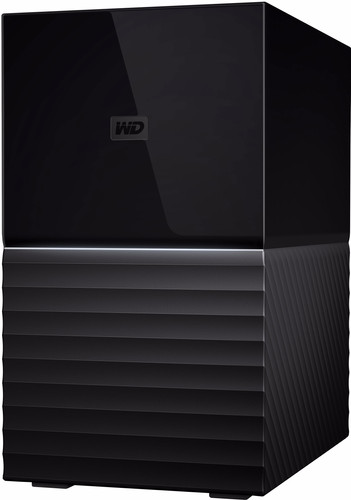 WD My Book Duo 20TB Main Image