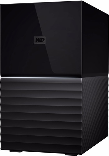 WD My Book Duo 4TB Main Image