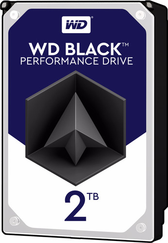 WD Black WD2003FZEX 2 To V2 Main Image