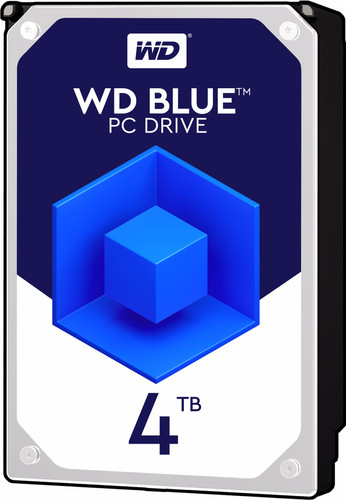 WD Blue HDD 4 TB Main Image