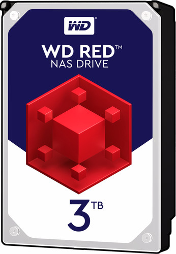 WD Red WD30EFRX 3 TB Main Image