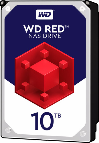 WD Red WD100EFAX 10TB Main Image