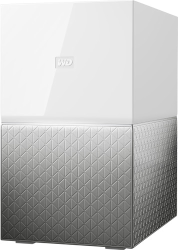 WD My Cloud Home Duo 4TB Main Image