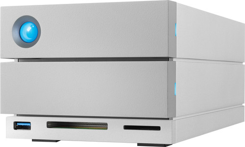 LaCie 2big Dock Thunderbolt 3 16TB Main Image