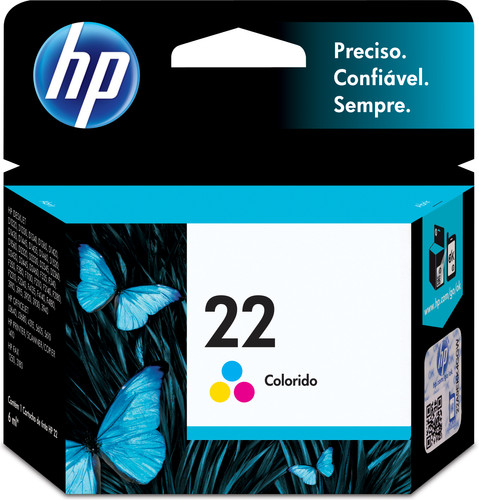 HP 22 Pack Combo 3 Couleurs (HPC9352A) Main Image