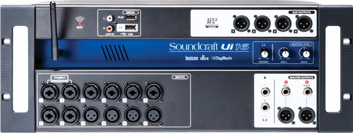 Soundcraft UI-16 Main Image