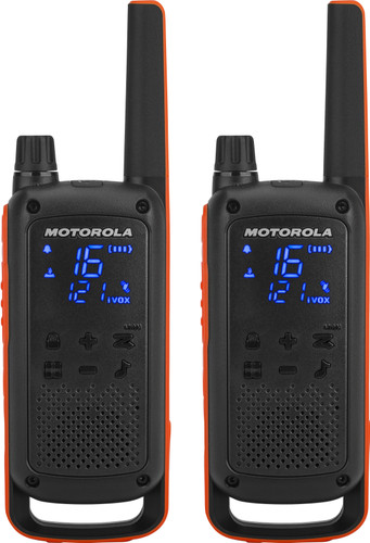 Motorola Talkabout T82 Twin Pack Main Image