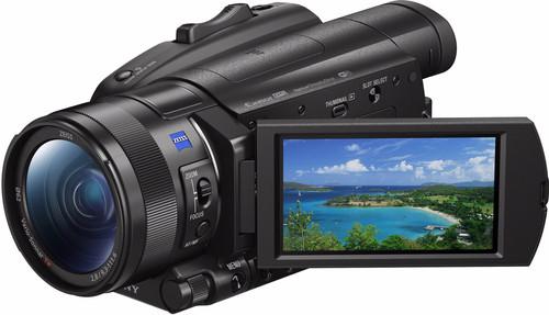 Sony FDR-AX700 Main Image