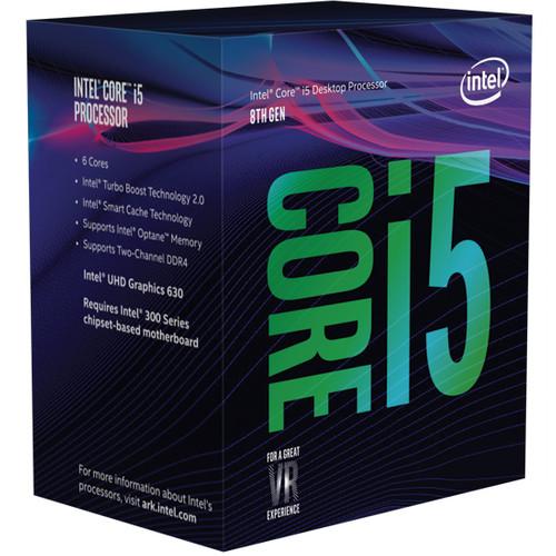 Intel Core i5 8600 Main Image