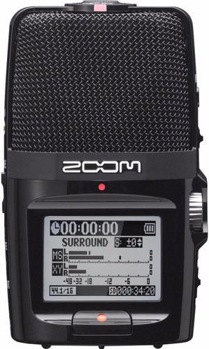 Zoom H2n Main Image