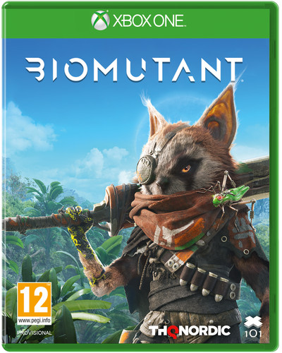 Biomutant Xbox One Main Image