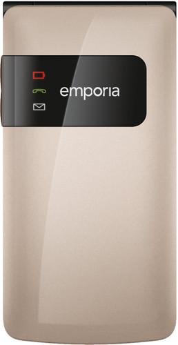 Emporia Flip Basic Senioren Telefoon Goud Main Image