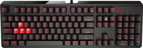 HP Omen Keyboard 1100 AZERTY Main Image