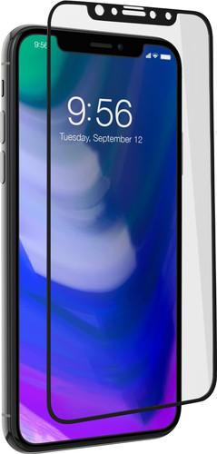 InvisibleShield Contour Apple iPhone X/Xs Protège-écran Verre Noir Main Image