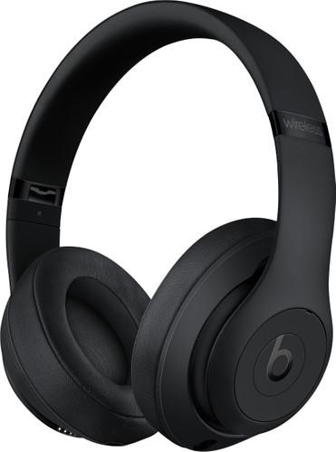 Beats Studio3 Wireless Matte Black Main Image
