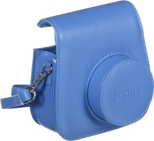 Fujifilm Instax Mini 9 Case Cobalt Blue Main Image