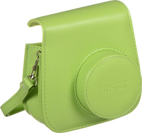 Fujifilm Instax Mini 9 Case Lime Green Main Image