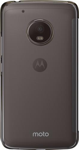 Motorola Moto G5 Touch Book Case Gray Main Image