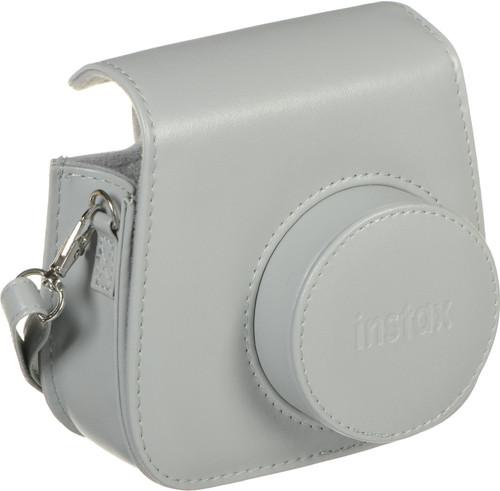 Fujifilm Instax Mini 9 Housse Blanc cendré Main Image