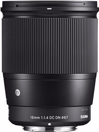 Sigma 16mm f/1.4 DC DN Contemporary Micro Four Thirds Main Image