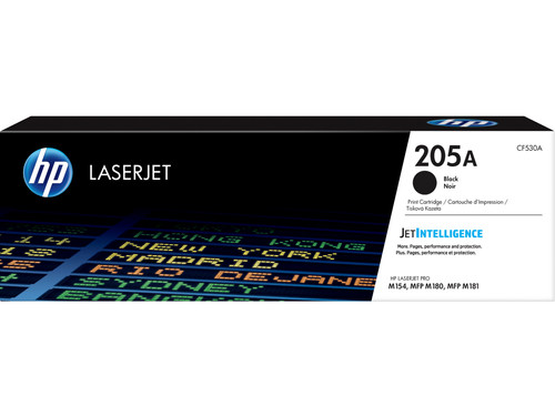 HP 205A Toner Noir (CF530A) Main Image