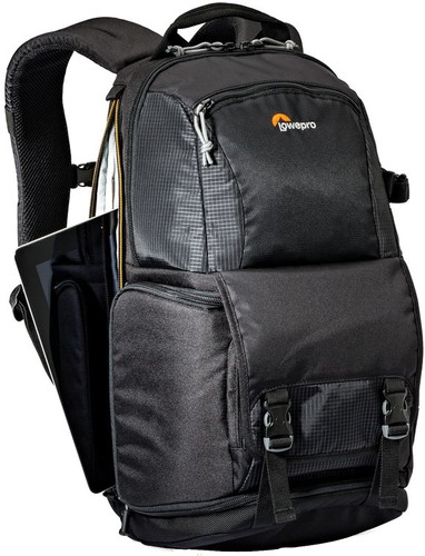 Lowepro Fastpack BP 150 AW II Black Main Image