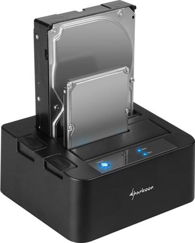 Sharkoon SATA QuickPort Duo USB 3.0 Main Image