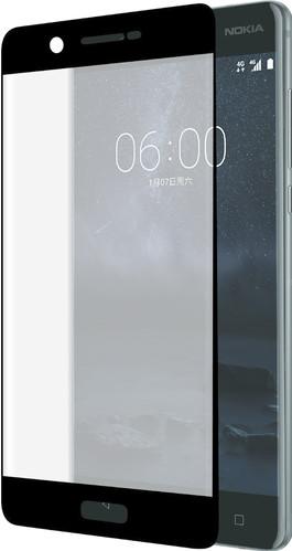 Azuri Edge to Edge Protège-écran Verre Nokia 5 Noir Main Image
