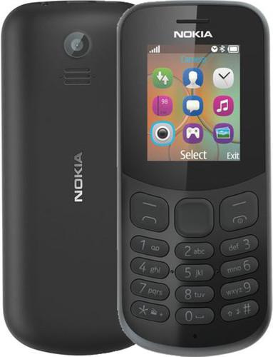 Nokia 130 (2017) Black Main Image
