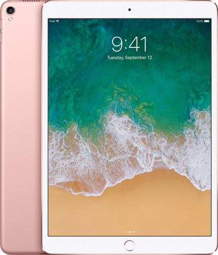 Apple iPad Pro 10,5 pouces 64 Go Wifi Or rose Main Image