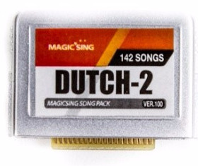Magic Sing Dutch Vol. 2 Songchip Main Image