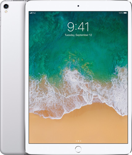 Apple iPad Pro 10,5 inch 512 GB Wifi + 4G Silver Main Image