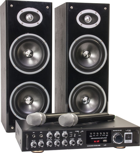 LTC Audio Karaoke Star 3 Wireless Karaoke System Main Image