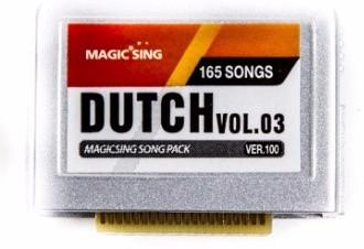 Magic Sing Dutch Vol  3 Songchip