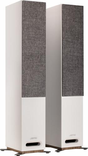 Jamo S 807 Haut-parleur sur pied Blanc (par deux) Main Image