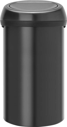 Brabantia Touch Bin 60 Liter Zwart Main Image