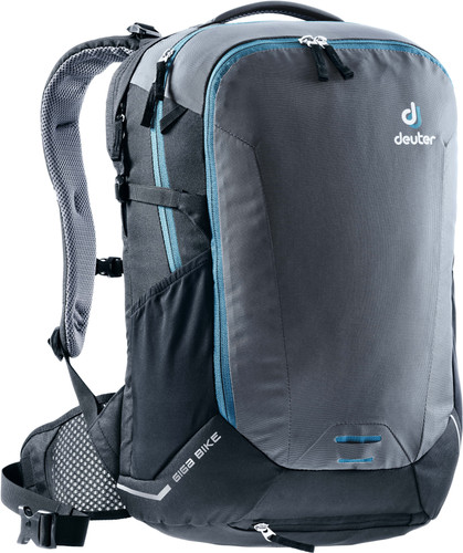 "Deuter Giga Bike 15"" Graphite/Black 28L Main Image"