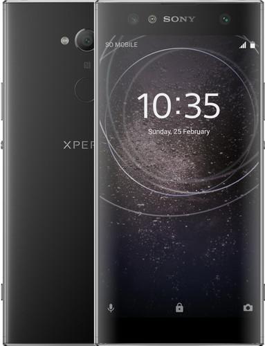 Sony Xperia XA2 Ultra Black Main Image