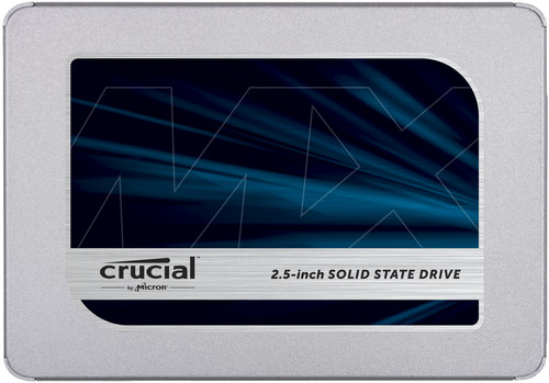 Crucial MX500 250 GB 2,5 inch Main Image