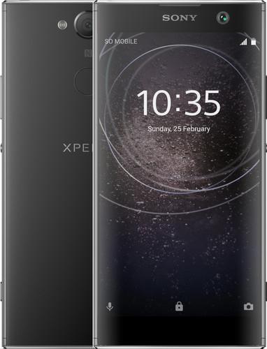 Sony Xperia XA2 Black Main Image